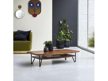 Couchtisch aus Palisanderholz Sheesham Massivholz 110x60 cm Tikamoon