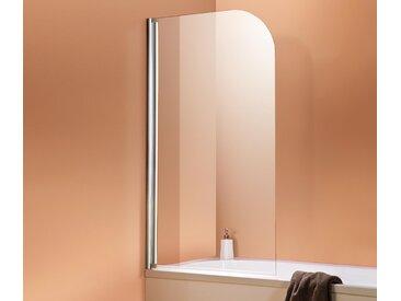 Breuer-»Fara 5«-Pendeltür für die Badewanne - silber - Tchibo