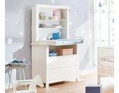Pinolino Baby-Zimmer-Set »Liv« - Weiß - Holz