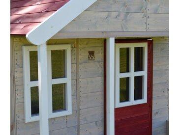 Wendi-Spielhaus »Nordic Adventure House« - weiß - Tchibo