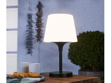 LED-Outdoor-Tischleuchte - schwarz - Tchibo