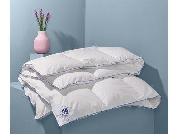irisette® Daunen-Kassettenbett - Weiß - 100% Baumwolle - Tchibo- Maße: 135 x 200 cm