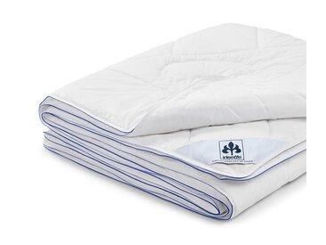 irisette®-Duo-Steppbett - Weiß - 100% Baumwolle - Tchibo- Maße: 155 x 220 cm