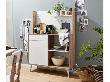 Küchen-Multifunktionsschrank - braun - Holz - Tchibo
