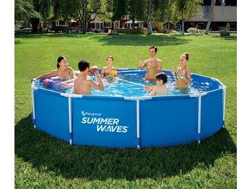Summer-Waves-Rundpool - Blau - Tchibo