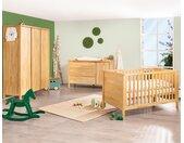 Pinolino-Babyzimmer »Enno« aus Massivholz - naturfarben - Massivholz