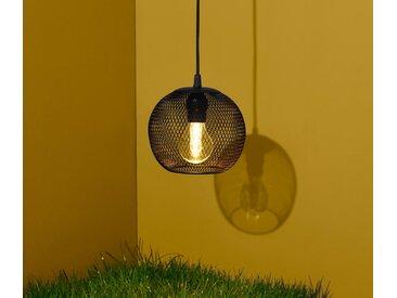 LED-Outdoor-Pendelleuchte - Schwarz - Tchibo