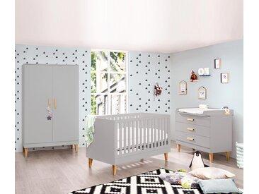 Pinolino Baby-Zimmer »Jasper« - braun - Holz - Tchibo
