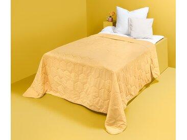 Bettüberwurf - gelb - Tchibo