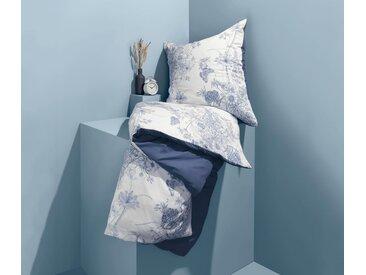 Perkal-Wendebettwäsche - weiß - 100% Baumwolle - Tchibo- Maße: 135 x 200 cm