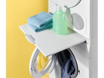 Zwischenbausatz für Waschmaschine und Trockner - Weiß - Tchibo