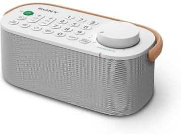 Sony tragbarer TV-Funklautsprecher »SRS-LSR200« - Weiß - Tchibo