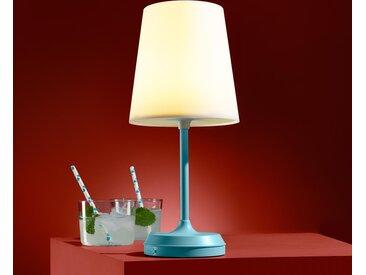 LED-Outdoor-Tischleuchte    - hellgrün - Tchibo