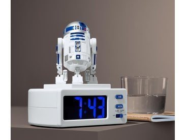 Star-Wars-Wecker »R2D2™« - blau - Tchibo