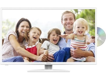 "Lenco-32""-HD-LED-TV mit DVD-Player - Weiß - Tchibo"