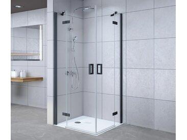 Breuer®-Dusche »Panorama« - schwarz - Tchibo