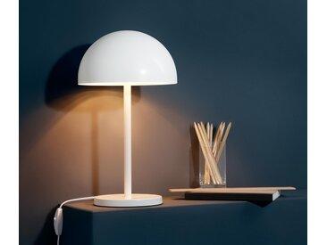 LED-Metall-Tischleuchte - Weiß - Tchibo