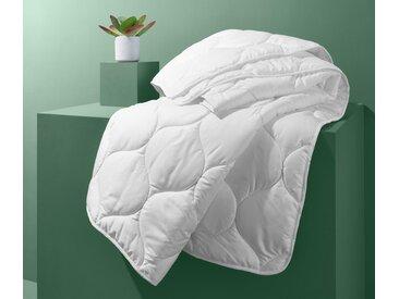 Steppbett mit TENCEL™-Fasern - Weiß - Lyocell - Tchibo- Maße: 155 x 220 cm