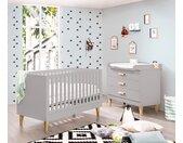Pinolino Baby-Zimmer »Jasper« - braun - Holz