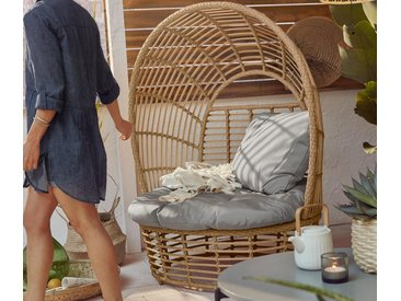 Relaxsessel »Boho« - beige - Tchibo