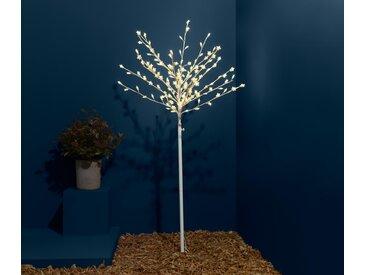 LED-Baum mit Micro-Lichterkette - Weiß - Tchibo