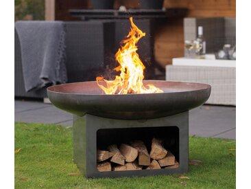 RedFire Fire-Pit »Juva Industrial« - Grau - Tchibo