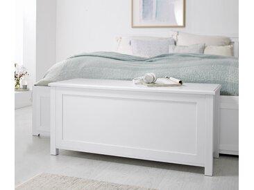 Bettbank - Weiß - Holz - Tchibo