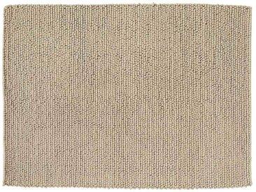 Wollteppich Industrial, 140x200, beige