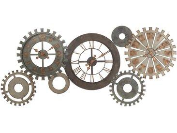 Metalluhren im Räderwerk-Design L164