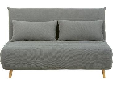 2-Sitzer-Bettbank, hellgrau Nio