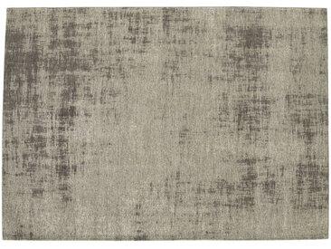 Baumwollteppich, grau, 200x290