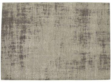Baumwollteppich FEEL, grau, 200x290