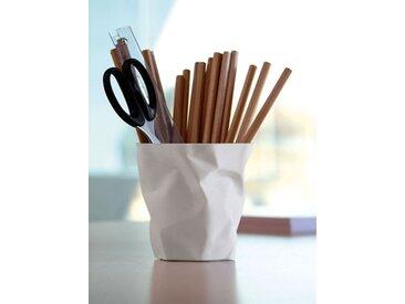 Stifthalter Pen Pen Klein & More weiß, Designer John Brauer, 10 cm