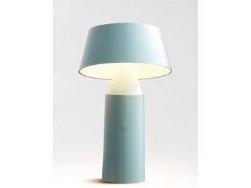 LED-Tisch-Strahler Bicoca Marset blau, Designer Christophe Mathieu, 22.5 cm