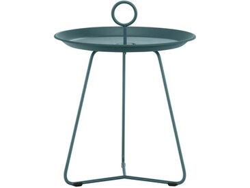 Beistell-Tisch Eyelet Houe grün, Designer Henrik Pedersen, 45.5 cm