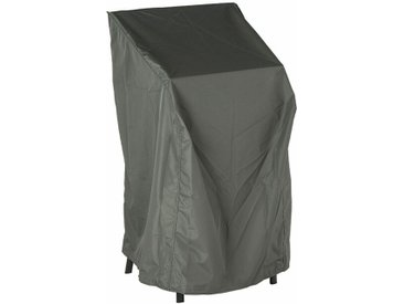 Stern Möbel Schutzhülle für 4-6 Stapelsessel grau, Designer Stern Design, 117x66x68 cm
