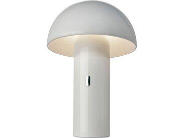 LED-Tischstrahler Svamp sompex weiß, 25 cm