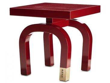 Beistelltisch Common Comrades moooi rot, Designer Neri & Hu, 40x40x40 cm
