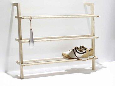 Schuhregal Gaston Caritas Wendelstein, Designer Hoisl & Bieger, 66x72x22 cm