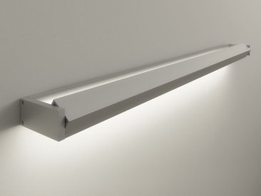 LED-Wand-Strahler GL 6 Gera-Leuchten, Designer Thomas Ritt, 4x60x8 cm