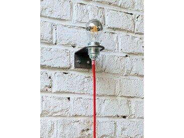 LED-Wand-Lampe Bulb, Designer BlüthnerDesign, 7x12 cm
