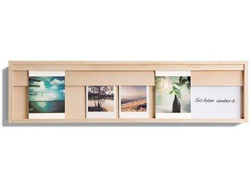Karten & Bilder-Rahmen Caritas Wendelstein, Designer Sabine Schumacher, 18x70x3.5 cm