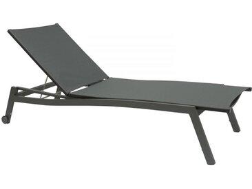 Stern Möbel Rollenliege Allround grau, Designer Doser & Zimprich, 38x71 cm