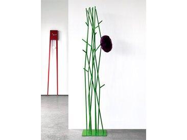 Garderobenständer Latva Covo grün, Designer Mikko Laakkonen, 178x34.6x34.6 cm