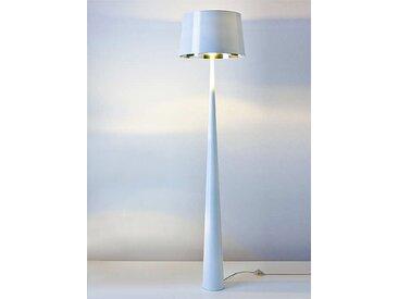 Stehleuchte Totem weiß, Designer Aluminor, 177.5 cm