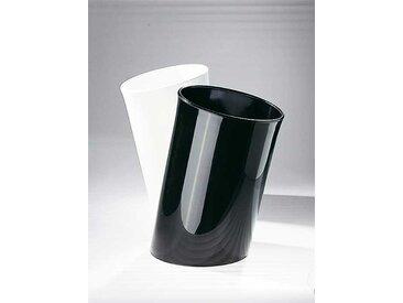 Abfallbehälter In Attesa Klein & More weiß, Designer Enzo Mari, 41 cm