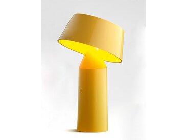 LED-Tisch-Strahler Bicoca Marset gelb, Designer Christophe Mathieu, 22.5 cm