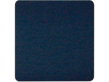 Filzauflage eckig schwarz, 0.5x33x33 cm