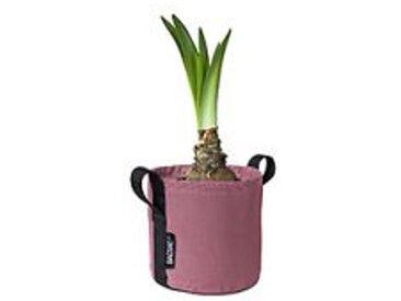 Pflanzsack Pot 3L Bacsac rosa, Designer Godefroy de Virieu, Louis de Fleurieu, Virgile Desurmont, 15 cm