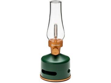 Tischlampe/Lautsprecher LED Lantern Speaker sbam design grün, Designer Keen Hsu, 27 cm